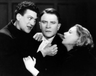 Carl Brisson, Malcolm Keen + Anny Ondra - The Manxman (1929)